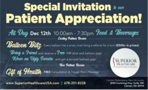 Community Appreciation Day @ Superior Healthcare  | Canton | Georgia | United States