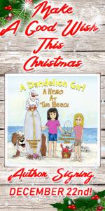 A Dandelion Girl: A Hero at the Beach Book Signing @ BookWarehouse Atlanta