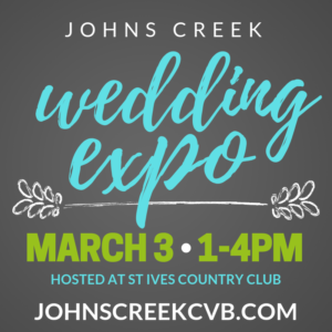 Johns Creek Wedding Expo @ St Ives Country Club