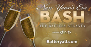 NYE Bash at The Battery Atlanta presented by Xfinity @ The Battery Atlanta