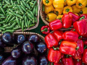 Alpharetta Farmers Market @ Old Canton Street in Downtown Alpharetta