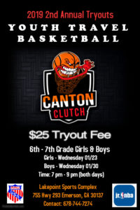 Boys Youth Basketball Travel Team Try Outs @ Lakepoint Sports Complex