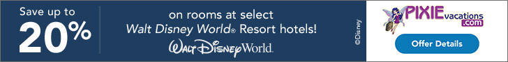 Disney Room Offer