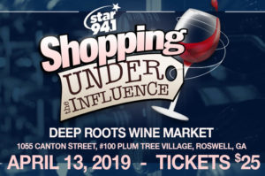 Shopping Under the Influence @ Deep Roots Wine Market & Tasting Room