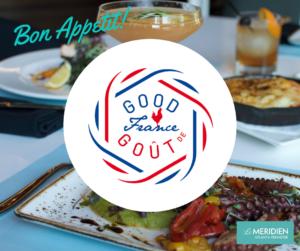 Portico Global Cuisine's French Menu + Wine Pairings @ Le Meridien Atlanta Perimeter