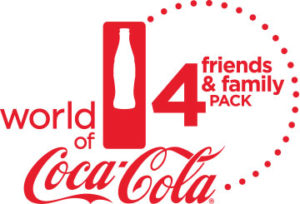 World of Coca-Cola's Friends & Family Four-Pack Ticket Offer @ World of Coca-Cola