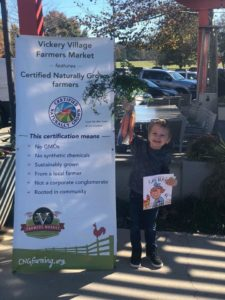 Updated Information:  Thursdays Farmers Market at Vickery Village @ Vickery Village