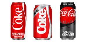 New Coke at World of Coca-Cola @ World of Coca-Cola