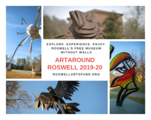 ArtAround Roswell - Free Museum without Walls! @ Roswell's Parks