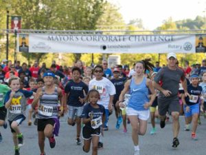 Mayor's Corporate Challenge 5K & Block Party @ Alpharetta City Hall