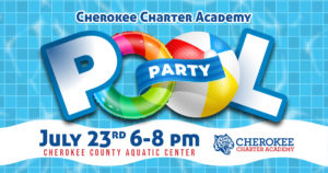 Summer Pool Party @ Cherokee County Aquatic Center