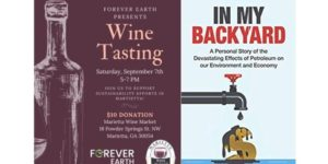 Forever Earth Fundraiser & Book Release at Marietta Wine Market @ Marietta Wine Market