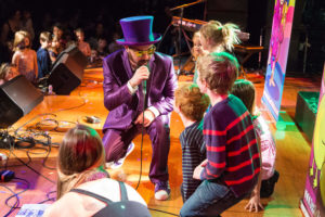 Secret Agent 23 Skidoo @ Roswell Cultural Arts Center