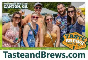 Taste & Brews Country Fest @ Etowah River Park