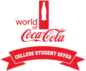 College Students Get into World of Coca-Cola for $10 @ World of Coca-Cola