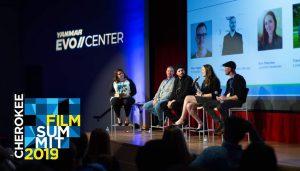 Cherokee Film Summit 2020 @ Yanmar EVO Center
