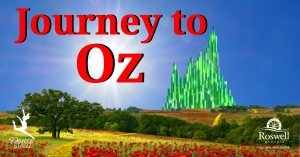 Roswell Dance Starz present: Journey to Oz @ Roswell Cultural Arts Center