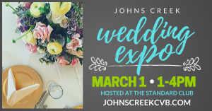 Johns Creek Wedding Expo @ The Standard Club