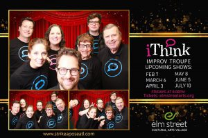 iThink Improv @ Elm Street Cultural Arts Village City Center Stage